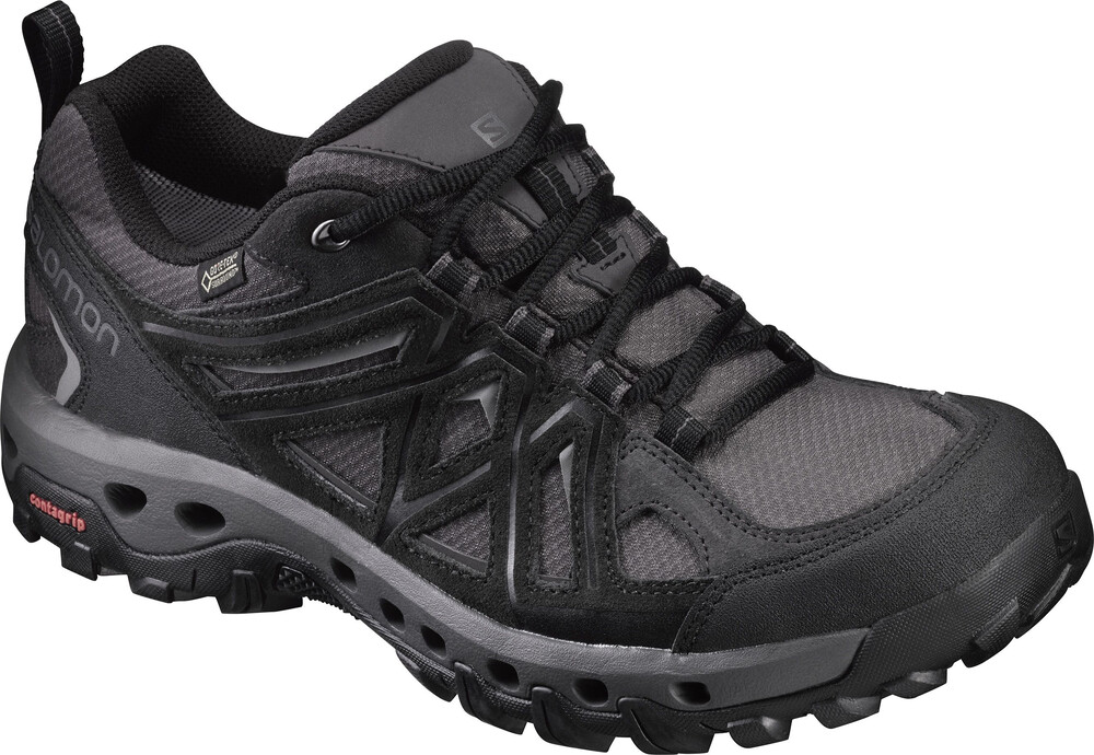 Chaussures Salomon Evasion grises homme 04jhjQw